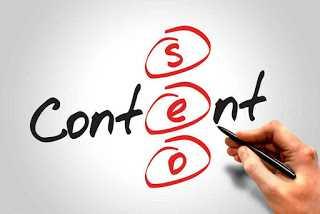 كتابة محتوى متوافق مع السيو