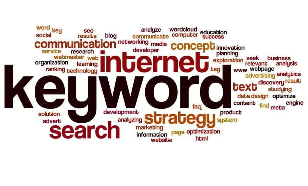 كلمات الميتا تاج meta keywords