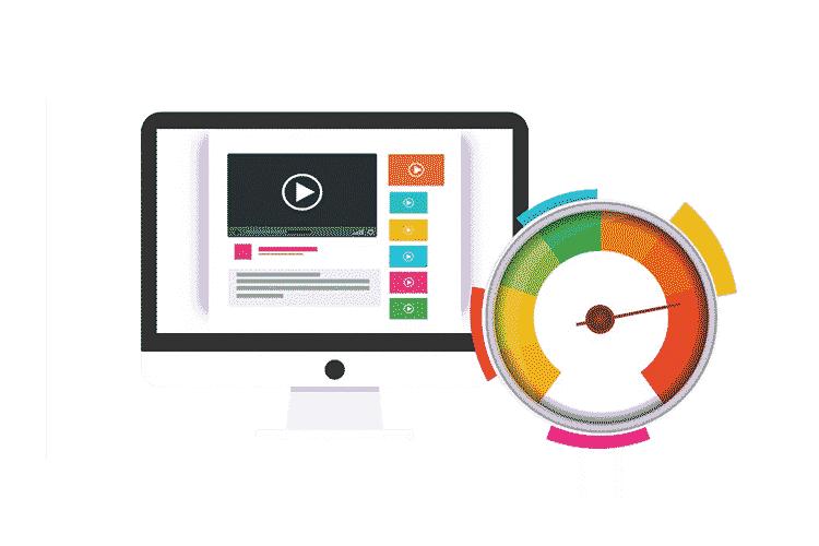 سرعة تحميل الصفحه من ضمن انواع السيو الداخلى On-Page SEO