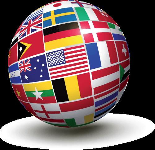 مواقع متعددة اللغات