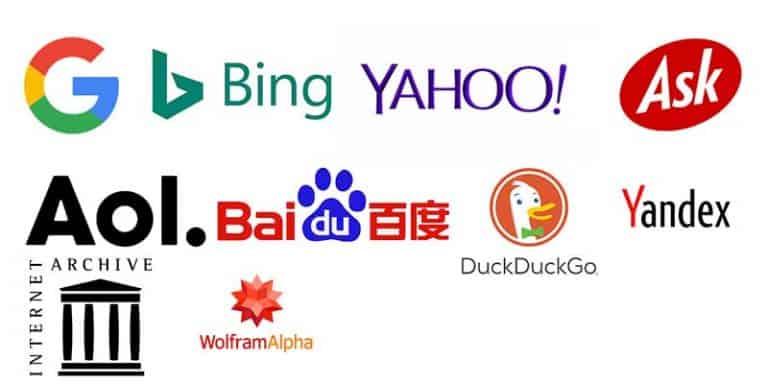 أشهر محركات البحث في العالم واسماء محركات البحث على الانترنت الأكثر شهرة بالعالم