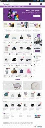 قالب Souq Store Blogger Template