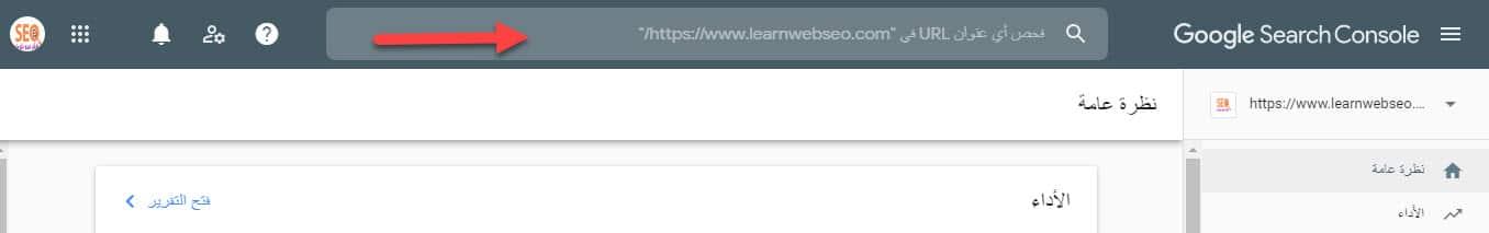 مشكلة تغطية الفهرس فى Google Search Console10